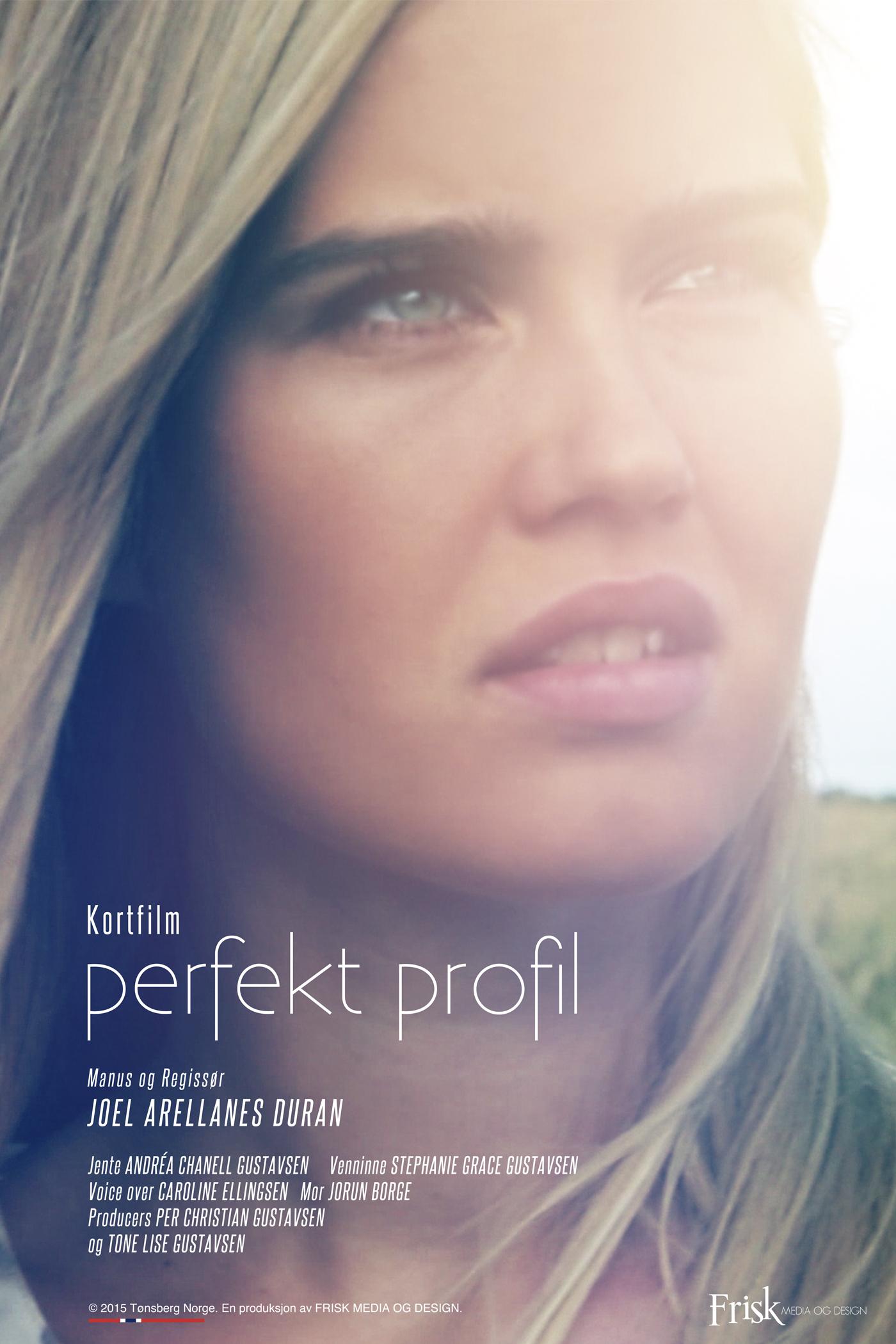 Poster Film 1400x2100px Perfekt profil